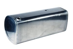 D-образный бак из алюминия.